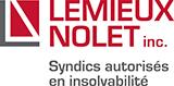 Lemieux Nolet Syndics Logo